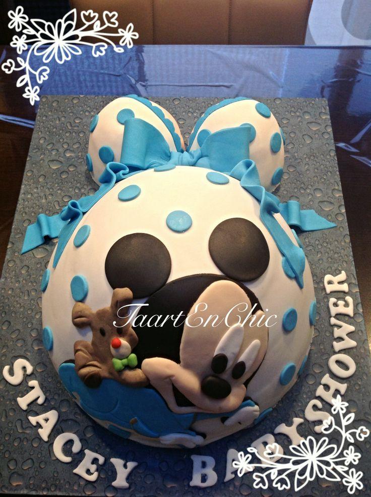 Babyshower disney baby boy | Babyshower cakes | Pinterest ...