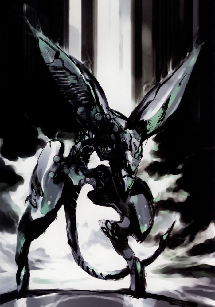 39 best images about metal gear solid 2 art pictures on for Metal concept