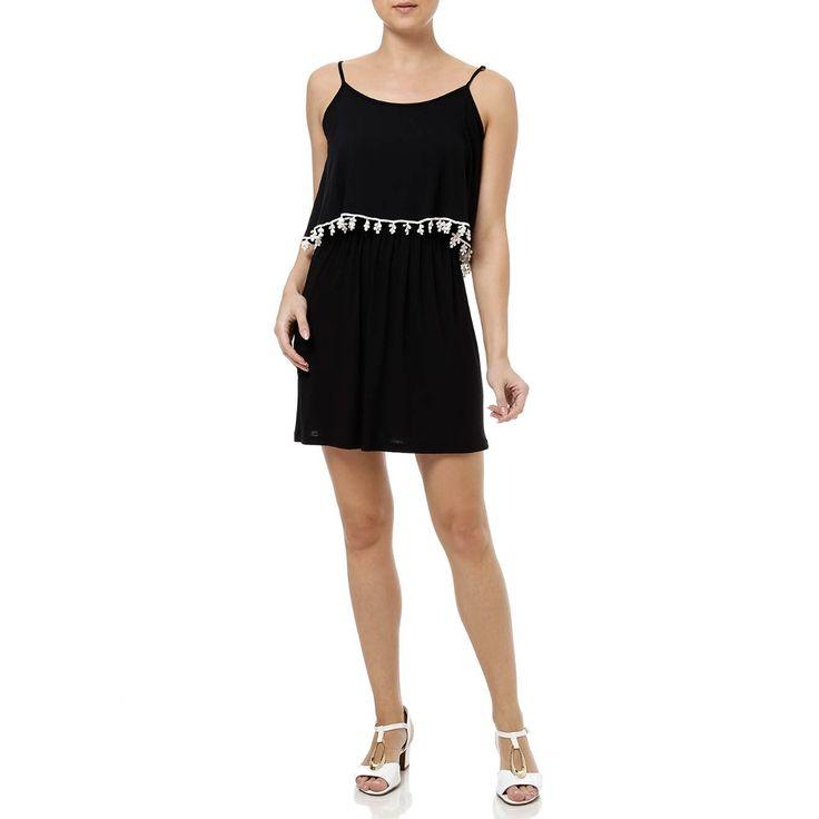Veja na loja virtual: http://www.lojaspompeia.com/vestido-curto-feminino---65267/p