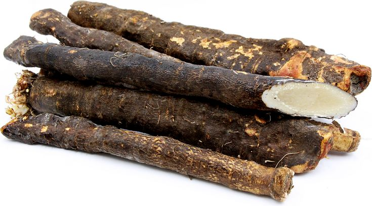 Salsify root resembles a long, thin parsnip. Only slightly tapering in shape, Salsify can grow as long as a carrot. The white variety of Salsify is often hairy when harvested and a bit longer, the smoother, black variety has a more uniform shape. The flesh is cream-colored beneath a thick skin. Black Salsify is found to be the most preferred as it is fleshier, easier to peel, less fibrous and offers a more distinct nutty flavor. Even though they slightly differ in taste and texture, both…