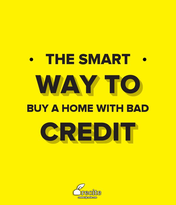 For millions of families, the American dream of owning a home has been hijacked by the American nightmare – bad credit. Fortunately, there is a solution – a combination of initiative and patience to improve your credit before buying a home. Here's how.