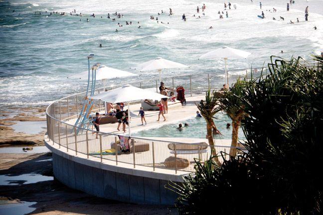 Kings Beach Ocean Pool