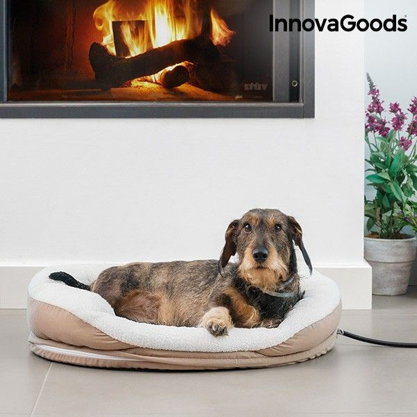 Erhitzbares Haustierbett 18W für Ihren Liebling im Winter