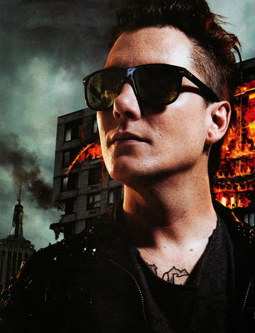Synyster Gates, Metal Hammer 2013