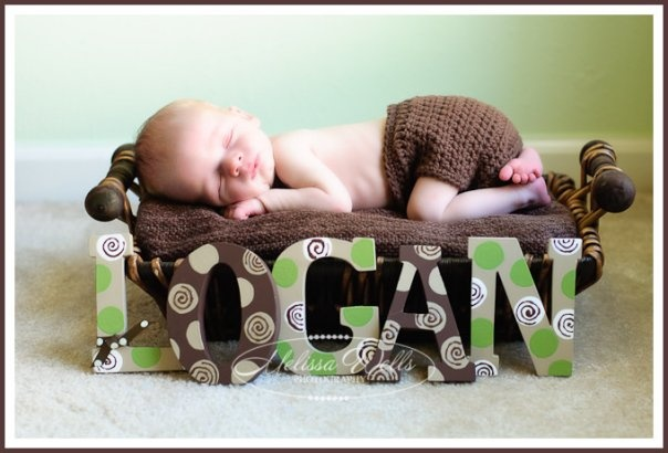 New born baby photography picture description names