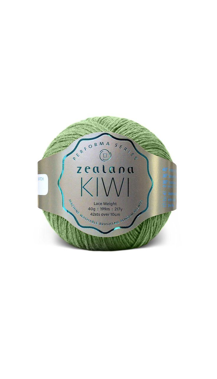 Zealana KIWI lace weight. 07 - Fern