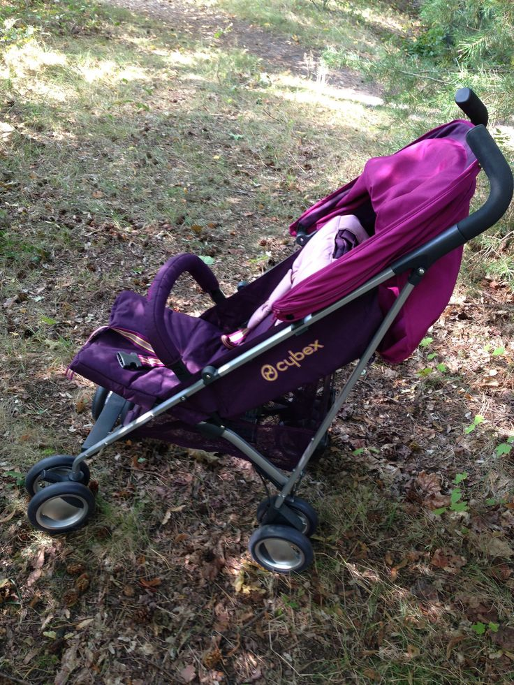 Mutter Buggy Cybex Test
