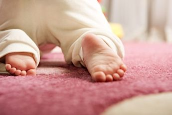 Crawling and climbing are two very important developmental milestones for babies and children who are blind. Some babies may skip these steps or reach them later than their typically developing peers, but there are many ways you can encourage crawling and climbing. Susan Lowry, COMS, explains how.