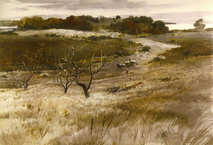 "wyeth museum   Niceday's wonderful ""IMAGINARY-MUSEUM"": Wyeth, Andrew"