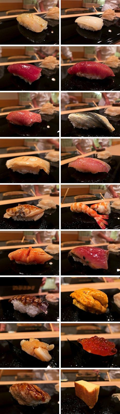 The Life of P: The Tokyo series: Sukiyabashi Jiro
