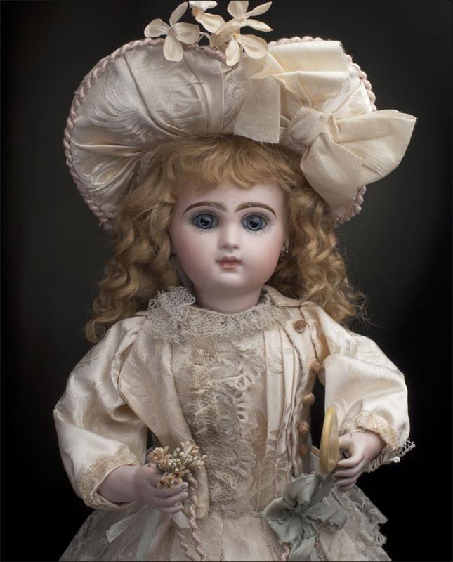 Картинки старых кукол, его