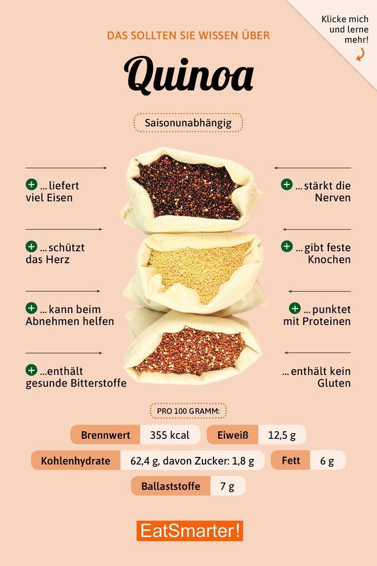 Quinoa – so gesund ist der Inkareis