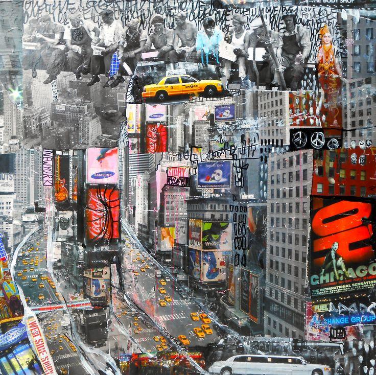 Available @ http://marishagulmann.com/ #art #popart #streetart #space #men #worki #decor #paintings #artwork #colors #home #invest