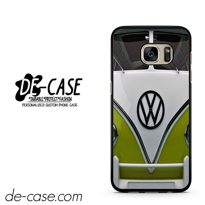 Green Bus VW DEAL-4848 Samsung Phonecase Cover For Samsung Galaxy S7 / S7 Edge