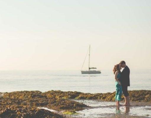 Honeymoon Couple Lost Wedding Ring | Croyde Beach North Devon | Smythen Farm Holiday Cottages