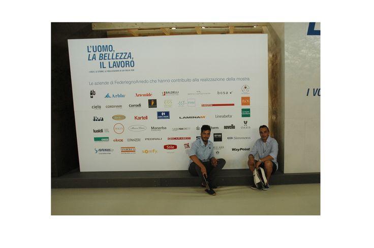 WAYPOINT:Meeting di Rimini con Federlegno.