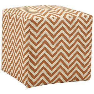 Allegro Ziggi Cube Ottoman Multiple Colors For The Home