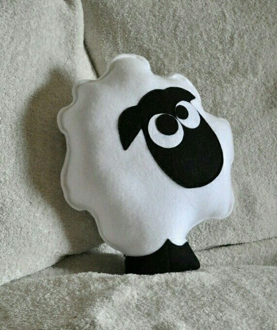Pillow sheep