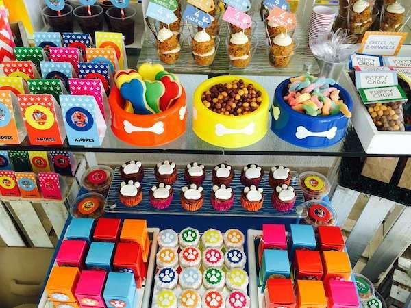 Fiestas infantiles de Patrulla Canina Ideas para fiestas infantiles de La Patrulla Canina. Decoración, comida, la tarta, todos los detalles para organizar un cumpleaños temático de Patrulla Canina.