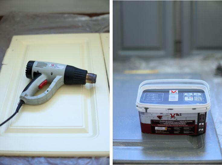 PROJEKT KUCHNIA #3: Jak przerobić szafki kuchenne z MDF? Zrywać czy zostawić okleinę?   Conchita Home