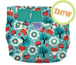 Love these new prints from Bambino Mio - so so pretty!