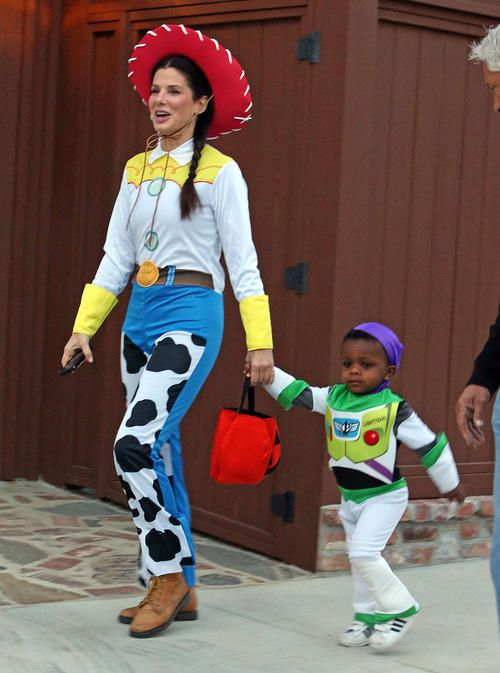 I really can't handle how much I love Sandra Bullock right now!