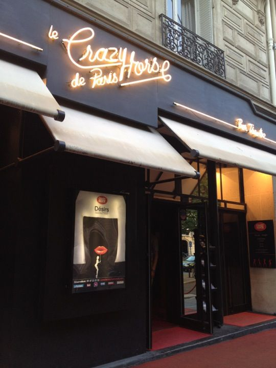 Paris, Île-de-France の Crazy Horse Paris