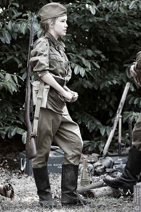 Sniper of the Great Patriotic War