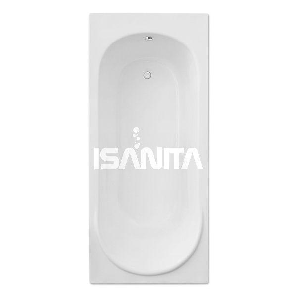 Akrylátová vana obdélníkového tvaru je absolutní jedničkou vpoměru cena /kvalita. Dostupnost, dlouhá životnost atvarová univerzálnost jsou vlastnosti, díky kterým se stala klasikou (nejen) českých koupelen.      Rozměr: 150x70 a170x70 cm     Hloubka: 40 cm     Bílá barva