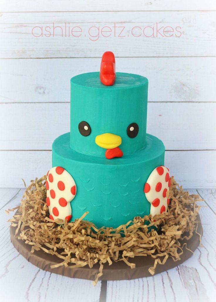 Ashlie Getz Cakes