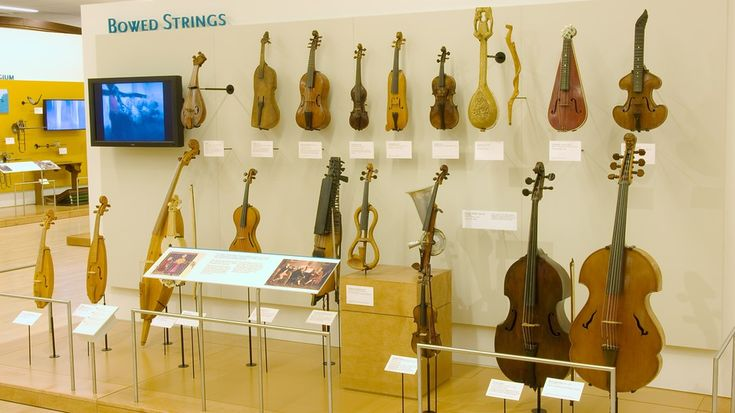 アリゾナ州フェニックスの名所。世界最大の楽器コレクション。