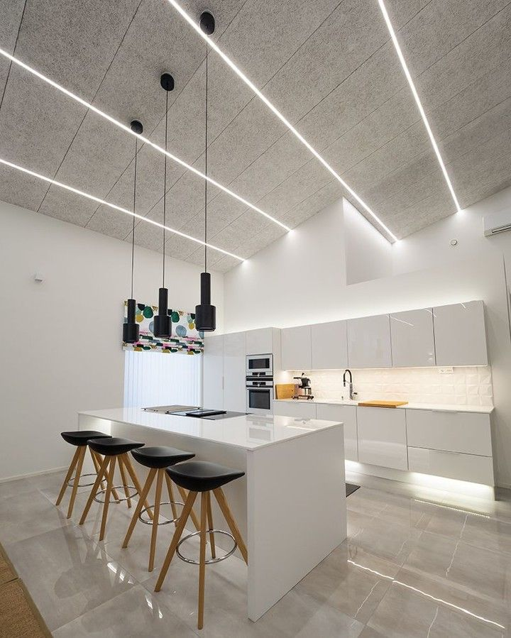 What Do You Think About These Kitchen Lighting Solutions