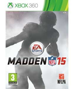 Buy Madden NFL 15 Xbox 360 Game at Argos.co.uk, visit Argos.co.uk to shop online for Xbox 360 games