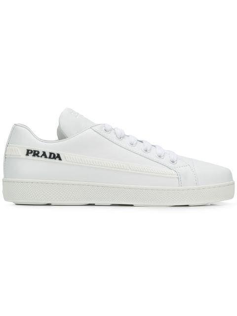 Shoppen Prada Sneakers mit Logo | Prada sneakers, Turnschuhe
