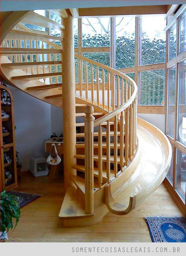 Escada adulto-infantil
