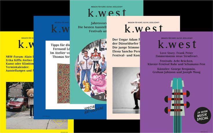 查看此 @Behance 项目: \u201cK.West Magazine – Editorial Design\u201d https://www.behance.net/gallery/45919963/KWest-Magazine-Editorial-Design