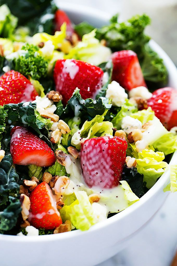 1000+ images about Salads on Pinterest | Greek salad, Dressing and ...