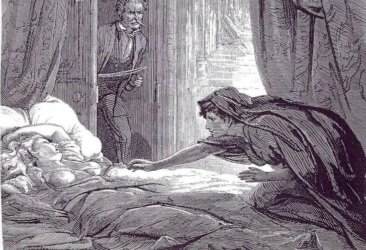 """Joseph Sheridan le Fanu's 1871 vampire classic """"Carmilla"""" predates Count Dracula."""