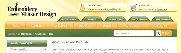 Latest Web Design Portfolio