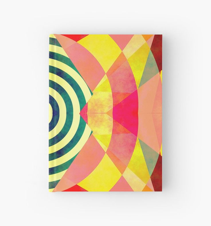 A new notebook with a #funky design. @redbubble