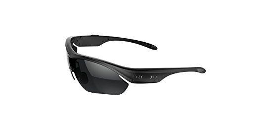 K2 GRANDEY di controllo vocale, cuffie Stereo Wireless Bluetooth-Occhiali da sole, auricolari Bluetooth