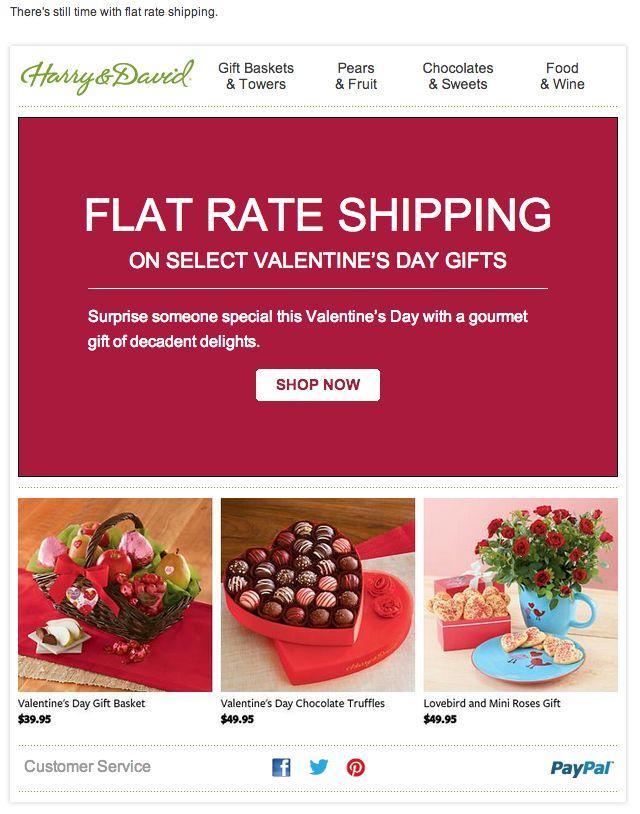 valentine's day retail marketing ideas