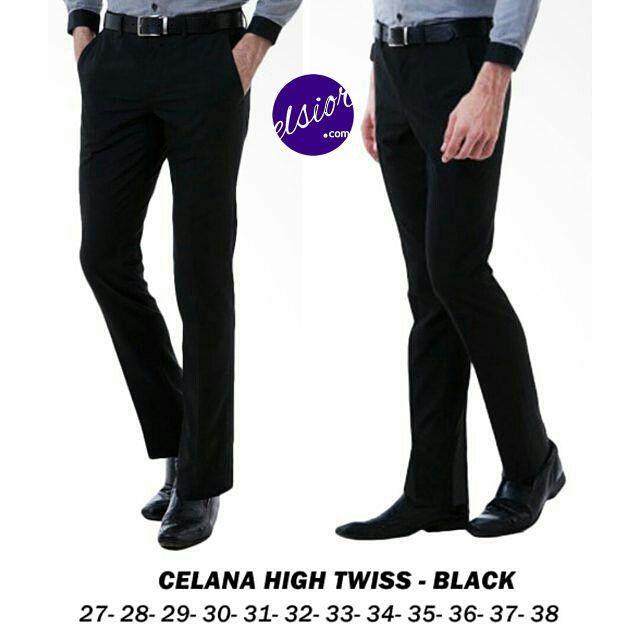 Celana Panjang Pria Slim Fit 120RB Hubungi kami untuk pembelian.