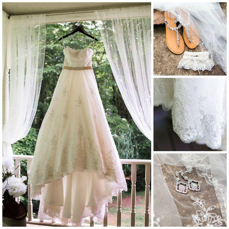 Gilded Sage Dress