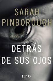Los libros de Dánae: Detrás de sus ojos.- Sarah Pinborough