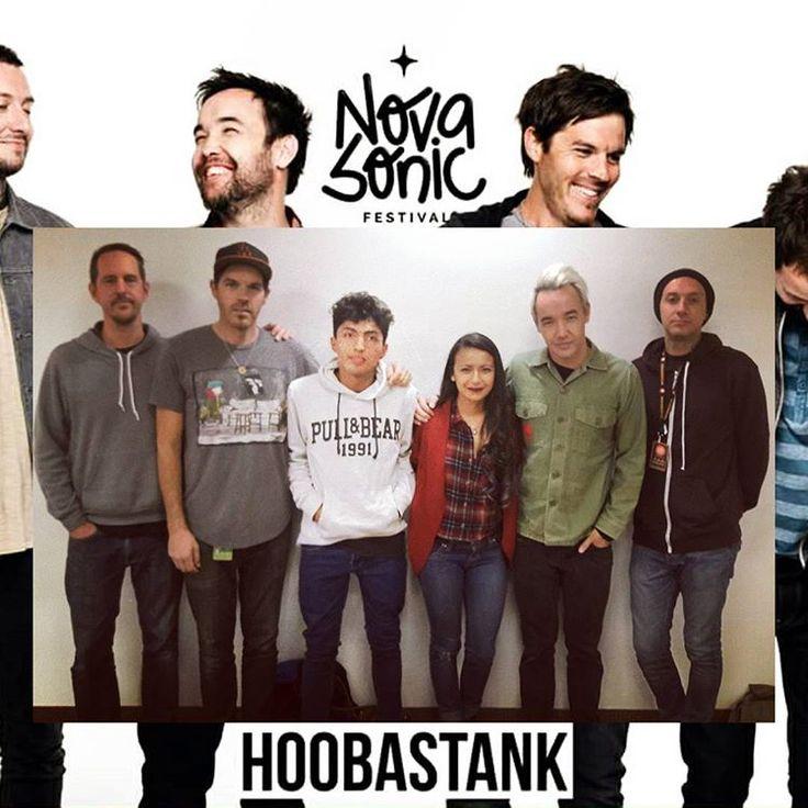 Hoobastank🙈 #hoobastank #thereason #meetandgreet #novasonicfestival