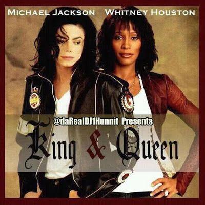Michael Jackson Whitney Houston
