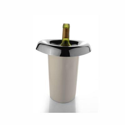 Resfriador de Vinho em Base Fundida de Aluminio Polido e Laqueado http://monteluce.com.br/magppie/resfriador-de-vinho-em-base-fundida-de-aluminio-polido-e-laqueado #decor #decorar #decoracao #casa #magpie #monteluce #decoracaodeinteriores #festa #casamento #resfriadordevinho #thisisliving #casa #decor #decoração #servir #receber #lardocelar #querotudo  #design #interiors #inspire #details #stylish #living #relax #homesweethome #colortherapy #shoponline http://monteluce.com.br/
