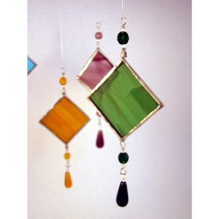 Beaded-suncatcher