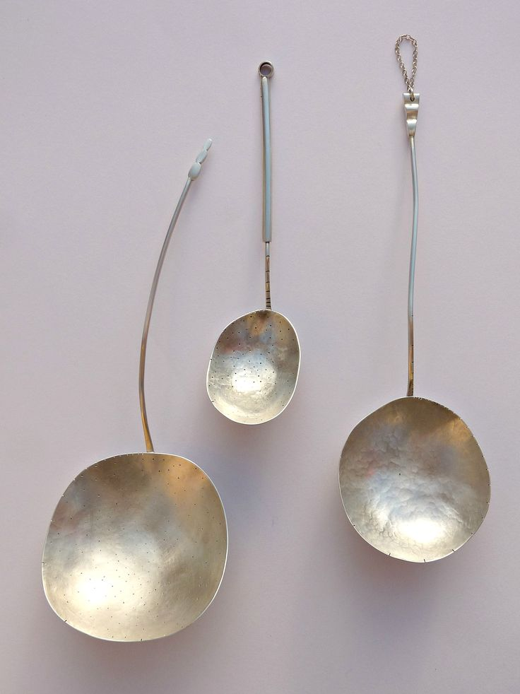 Discover our ‪#‎picoftheweek‬, inspired by the Delicate Qualities in Nature – Silver Spoons by Helena Emmans, Artist.